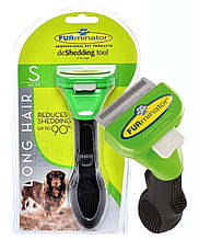 Furminator Long Hair S для довгошерстих собак малих порід