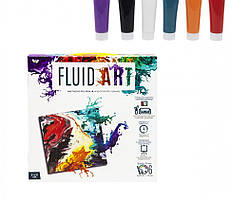 Набор креативного творчества Fluid ART FA-01-01-2-3-4-5 ( FA-01-03)