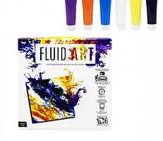 Набор креативного творчества Fluid ART FA-01-01-2-3-4-5 ( FA-01-01)