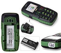 Противоударный телефон ADMET B30 на 2 сим-карты Батарея 5000 мАч на 2 сим карты + Чехол!