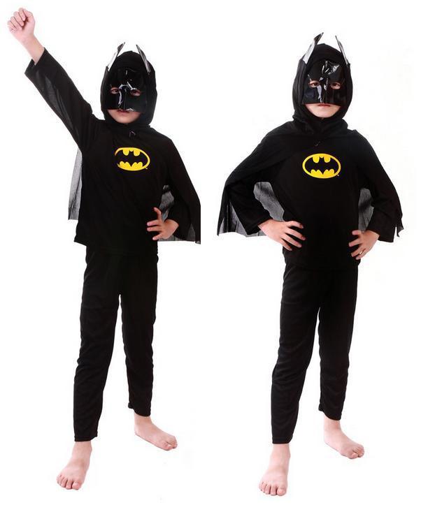 Детский карнавальный костюм Бетмена, костюм Batman