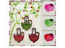Подарочный набор мини-парфюмов Nina Ricci for women 3 по 30 мл TOPfor ViP4or