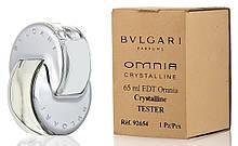 Bvlgari Omnia Crystalline 65 ml EDT TESTER TOPfor ViP4or