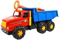 Машина пластмассовая. Большой грузовик 795 Орион