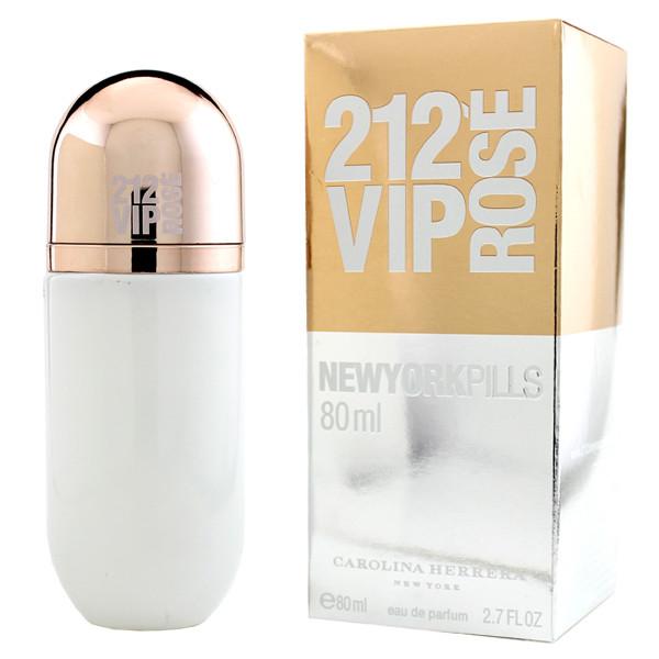Carolina Herrera 212 VIP Rose New York Pills edp 80ml (лиц.) TOPfor