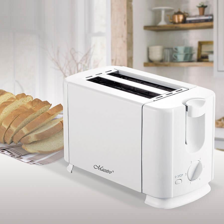Тостер кухонний 6 рівнів підсмажування 700 Вт
