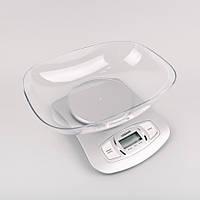 Ваги кухонні електронні 5 кг, фото 1