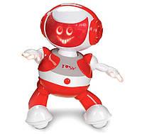 Робот интерактивный Discorobo Tosy Алекс танцует с русской озвучкой