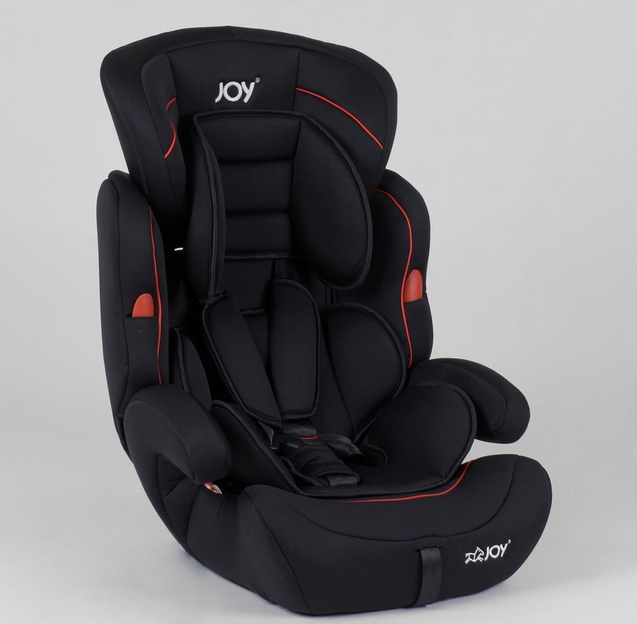 Универсальное детское автокресло JOY NB-2080 от 9 до 36 кг, с бустером