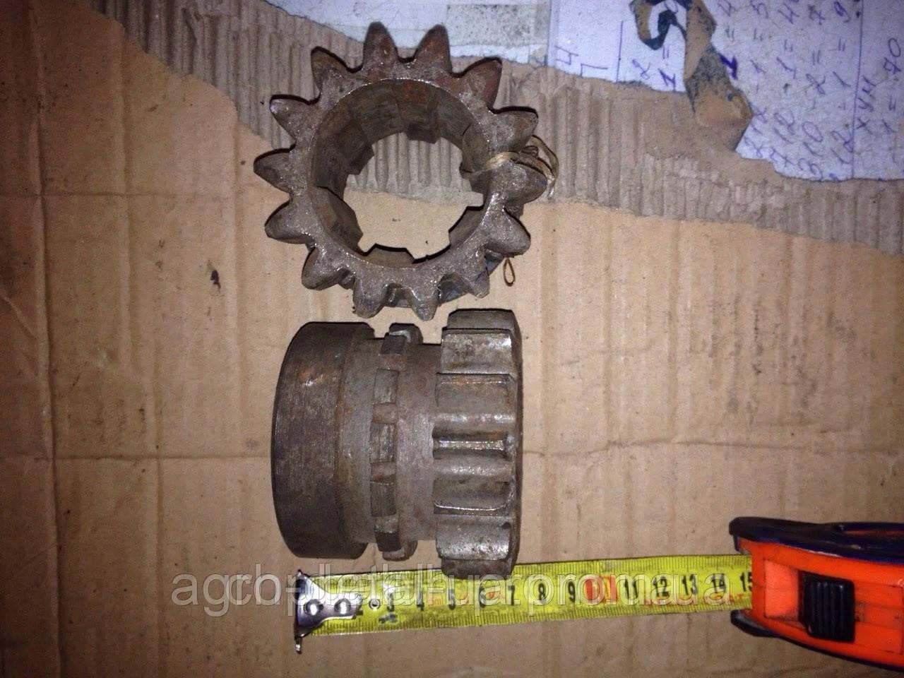 Шестерня подвижная 75.37.146 коробки трактора Т 74