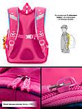Рюкзак шкільний для дівчаток Winner One R2-166, фото 6