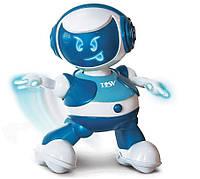 Робот интерактивный Discorobo Tosy Лукас танцует с русской озвучкой