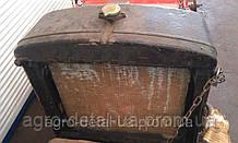 Радиатор водяной 74.13.001-4 (74.13.050-3) гусеничного трактора Т 74