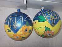 Игрушка герб Украины