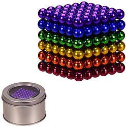 Неокуб кольоровий 216 шариків 5 мм NC2253