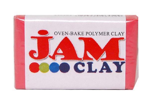 Пластика Jam Clay, Малиновий Мус ,20г