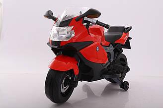 Мотоцикл електромобіль 12V7AH мотор T-7235 EVA RED