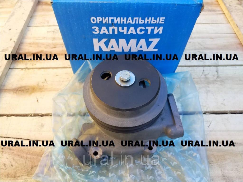 Насос водяний УРАЛ 740-1307010-11 (пр-во КАМАЗ)