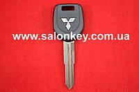 Ключ Mitsubishi, Outlander, Pajero, L200, galant, eclipse с чипом id46