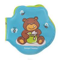 """Книжечка для купания """"Медвежонок"""", изменяющая цвет Canpol"""