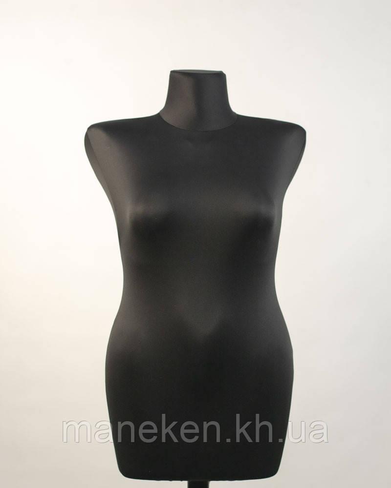 Катя (46) в тканини (чорний) для триноги