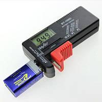Тестер батарейок і акумуляторів BT168D