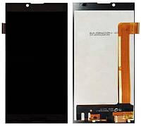 Дисплей для Prestigio MultiPhone Grace Q5 5506 Duo (Чорний) Оригінал Китай