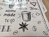 Пластиковая панель флет уайт  960 * 485мм 1 шт, фото 2