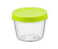 Контейнер для продуктов 0,55 л РОЛЛ салатовый IDEA (М1473)
