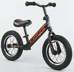 Велобег Corso стальная рама, колесо 12 Надувные колёса SKL11-250139