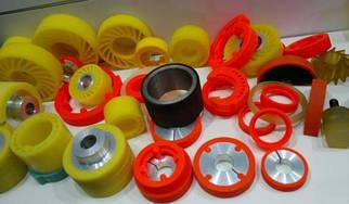 Полиуретановые изделия (качество снято на видео)