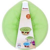 Кришка METALTEX силіконова салатова 25 см (235176)
