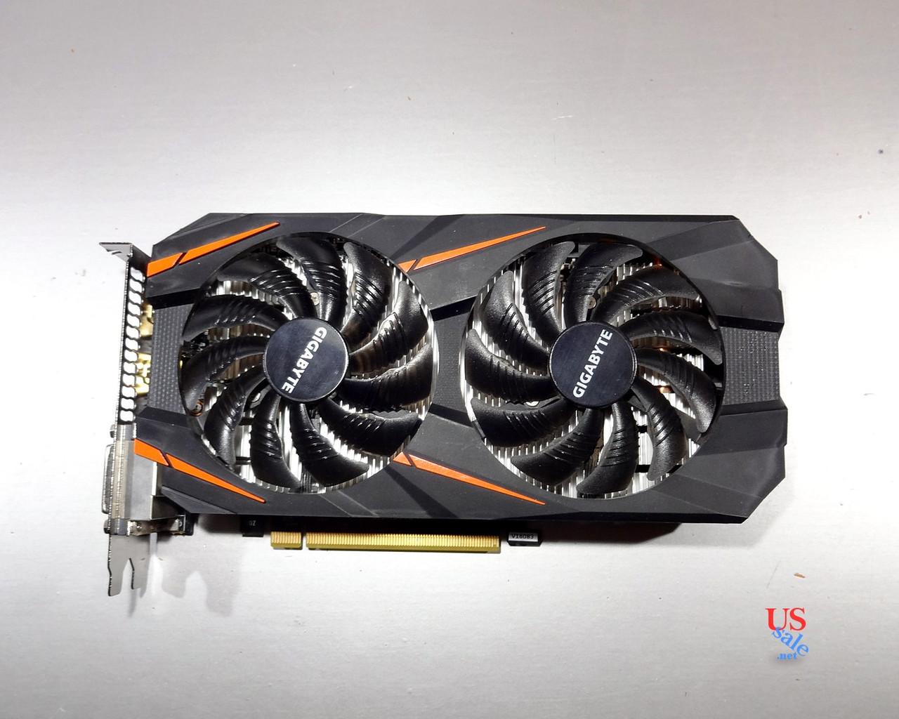 Видеокарта Gigabyte GeForce GTX 1060 3Gb. Покупка без риска! Гарантия!