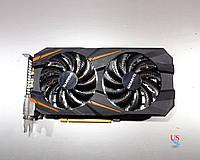 Видеокарта Gigabyte GeForce GTX 1060 3Gb. Покупка без риска! Гарантия!, фото 1