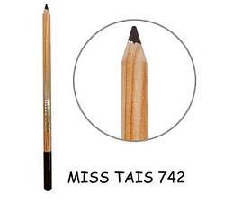 Miss Tais. Олівець для брів в дереві.