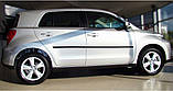 Молдинги на двери для Toyota Urban Cruiser 2006-2016, фото 7