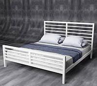 Кровать двухспальная в стиле Лофт, ЛЛ2