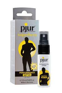 Пролонгатор Pjur Superhero Performance Spray 20 ml