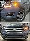 Бампер Передній Верхня Частина Ford Edge 2015-2018 неоригінал FK7B-17F003-A, фото 10