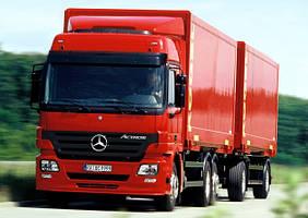 Імпортні Вантажні Автомобілі