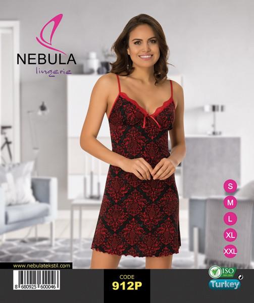 Рубашка женская NEBULA 912P