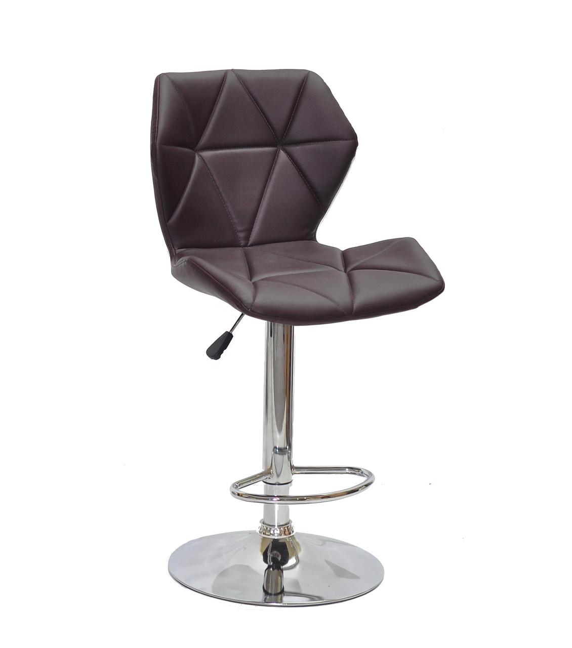 Барний стілець Торіно коричнева екокожа TORINO BAR CH - BASE в екошкірі
