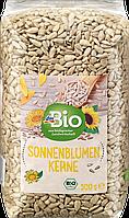 Органические семена подсолнечника dm Bio Sonnenblumenkerne, 500 г