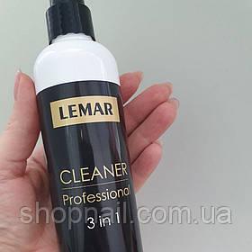 Знежирювачах 3 в 1 CLEANER Professional LEMAR, 250 мл