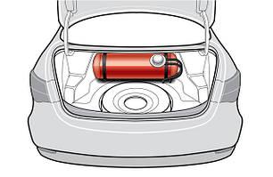 Газове обладнання для авто
