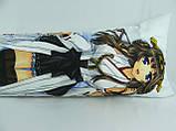 Подушка обнимашка Дакимакура 150 х 50 Конгу для обнимания аниме ростовая односторонняя, фото 2