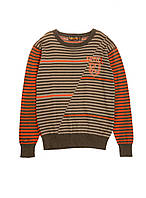 Джемпер Losan Opt Junior (92-5303/138) Кофейный, оранжевый 10 Years-140 см