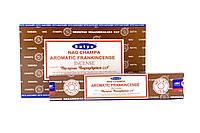 Благовония Ароматный ладан Сатья 15 г (Incense Aromatic Frankincense Satya)