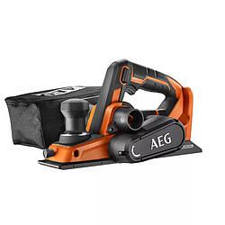 Рубанок бесщеточный аккумуляторный LI-ION (без аккуму.) (4935464988) AEG BHO18BL-0 (Германия)