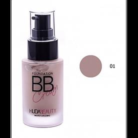 Тональная основа HUDA Beauty Foundation BB Cream № 01